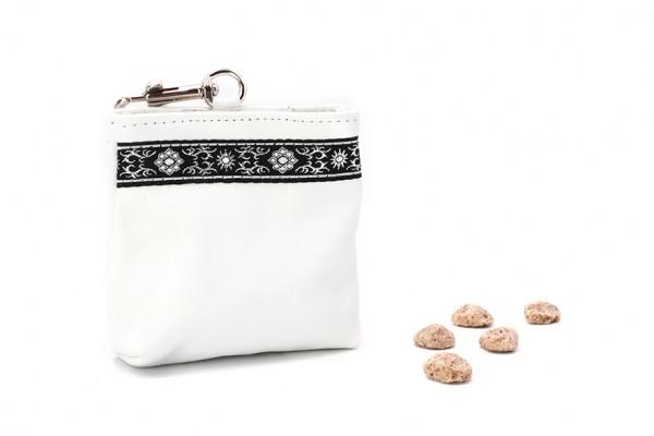 Leckerli-Beutel weiß