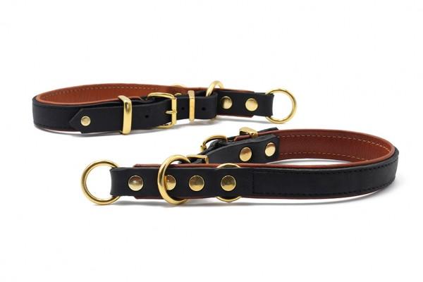 Halsband Zugstopp Premium