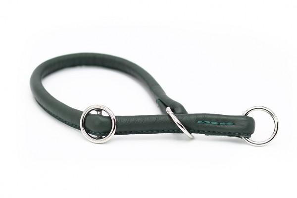 Halsband rundgenäht grün