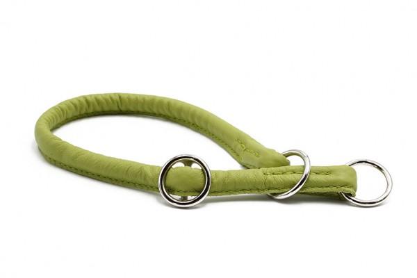 Halsband rundgenäht pistazie