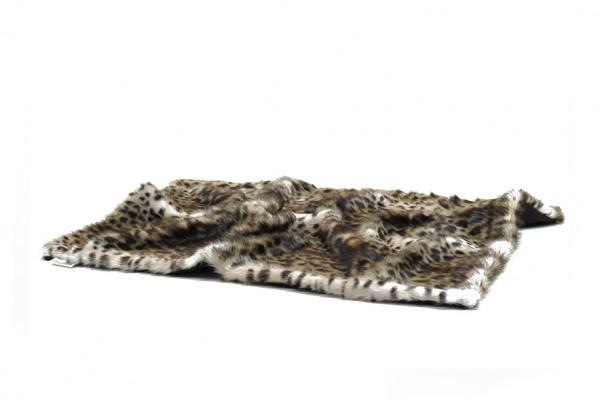 Hundedecke Leopard